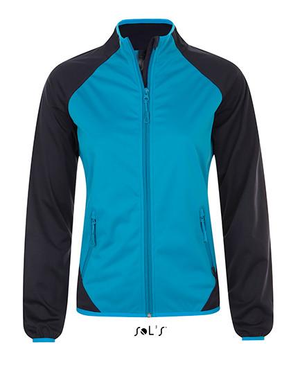 L01625 SOL´S Rollings Women Softshell Jacket
